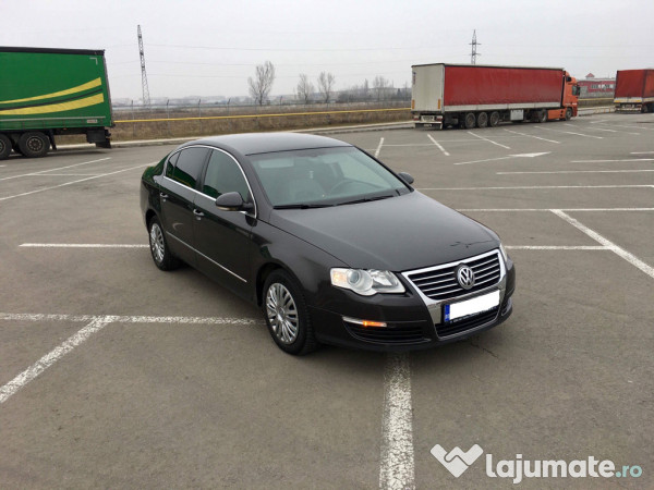 vw passat b6 dsg 2006 navi full piele xenon auto hold eur. Black Bedroom Furniture Sets. Home Design Ideas