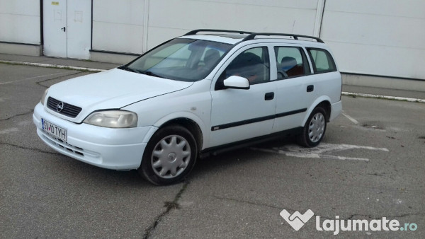 opel astra g break an 2001 mot 1 7 tdi inmatriculat ro. Black Bedroom Furniture Sets. Home Design Ideas