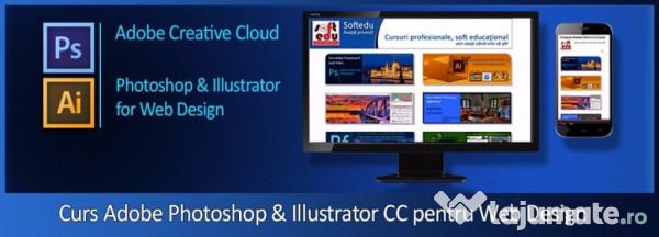 curs photoshop si illustrator pentru web design 90 ron lajumate ro