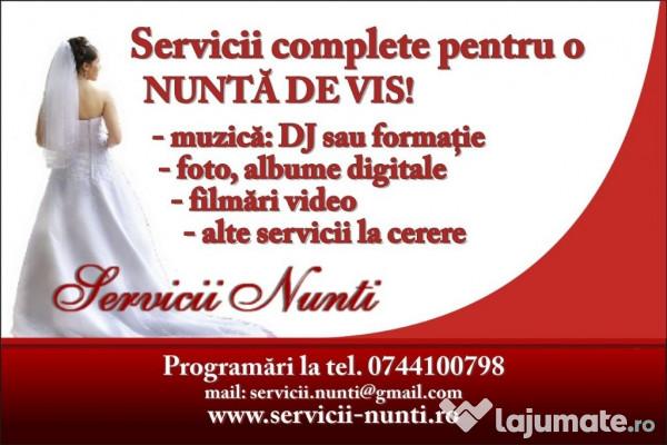 Servicii Complete Pentru O Nunta De Vis 500 Eur Lajumatero
