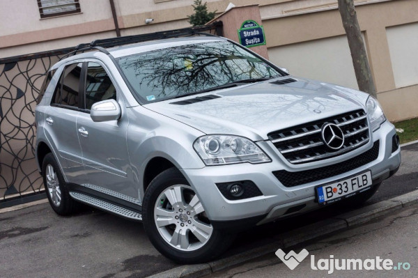 Mercedes benz ml 300 cdi 4 matic 2008luna viii 20 for Mercedes benz ml 300