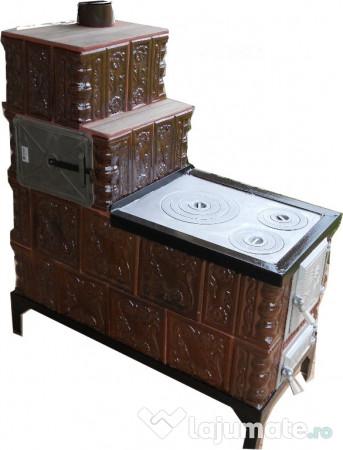 Sobe teracota mobile portabile suntem producatori 650 for Dedeman sobe teracota cu plita