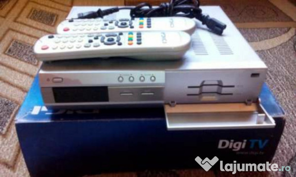 Receptor digi satelit 2 Tv, 325 ron