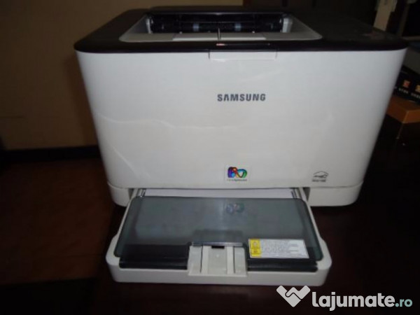 imprimanta laser color samsung clp 320 350 ron. Black Bedroom Furniture Sets. Home Design Ideas