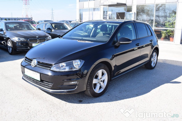 volkswagen golf vii posibilitate leasing eur. Black Bedroom Furniture Sets. Home Design Ideas