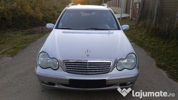 Mercedes benz c 180 unic proprietar import germania for Mercedes benz 663