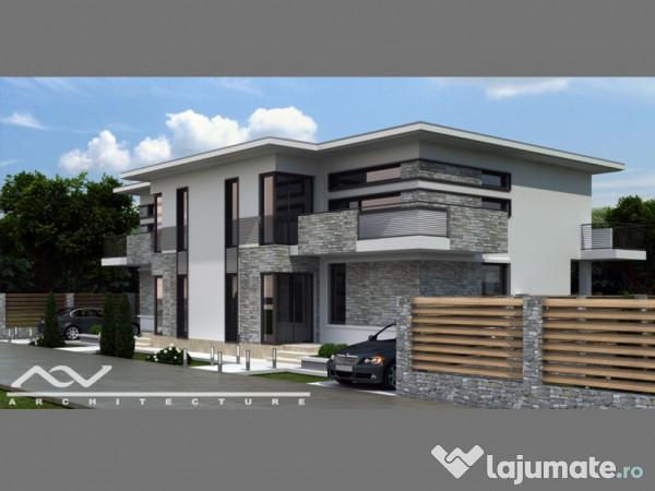 Casa p e valea ursului miroslava central eur for Modele de duplex