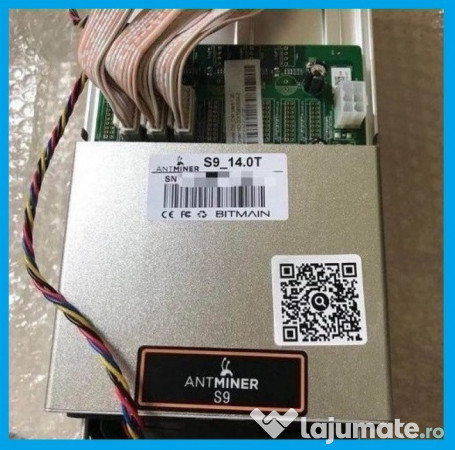 how to connect power supply to antminer s9