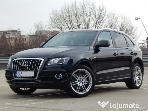 Audi Q5 3 0 D Quattro S Line 245 Cp Anul 2011 16 500 Eur Lajumate Ro
