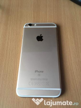 iphone 6s 128 gb gold neverlocked ron. Black Bedroom Furniture Sets. Home Design Ideas
