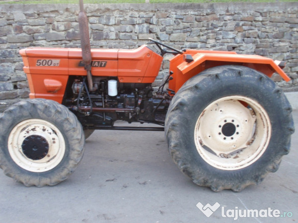 tractor fiat 500 4x4 eur. Black Bedroom Furniture Sets. Home Design Ideas