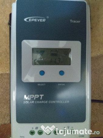 Controler incarcare, regulator MPPT 30A Epever Tracer 3210AN, 550 ron
