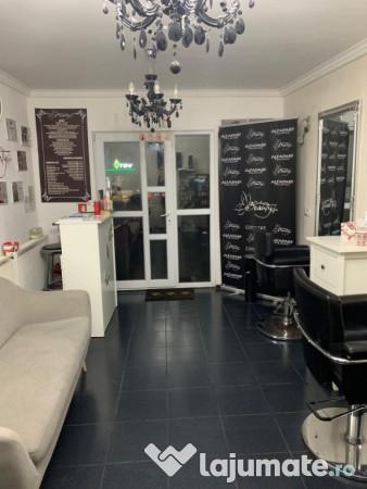 Spatiu Comercial Salon Infrumusetare Brosteni 85000 Eur