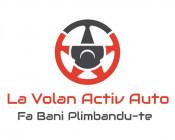 Angajam livratori glovo/uber eats La Volan activ auto
