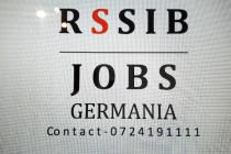 3 locuri Tâmplar Germania