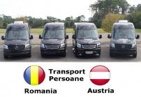 Transport Sibiu Austria