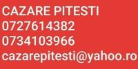 Cazare Pitesti