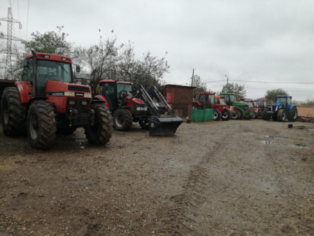Masini Agricole SUD
